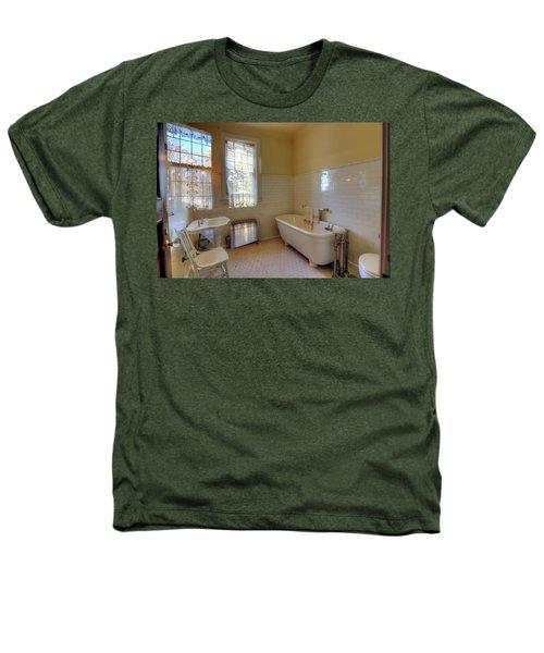 Glensheen Mansion Duluth Heathers T-Shirt by Amanda Stadther