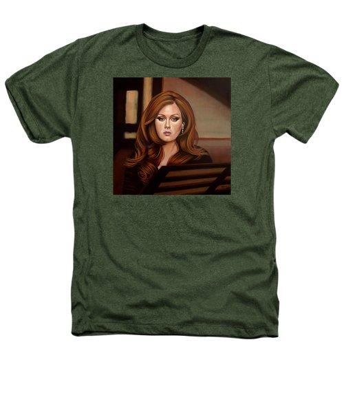 Adele Heathers T-Shirt by Paul Meijering