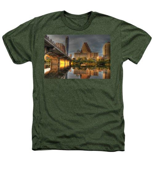 Austin Skyline Heathers T-Shirt by Jane Linders