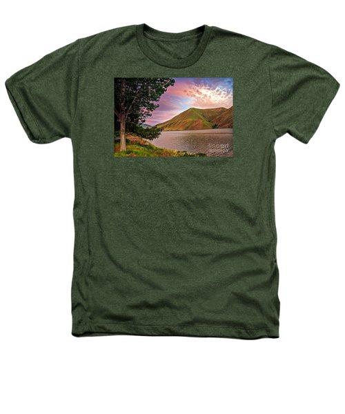 Beautiful Sunrise Heathers T-Shirt by Robert Bales