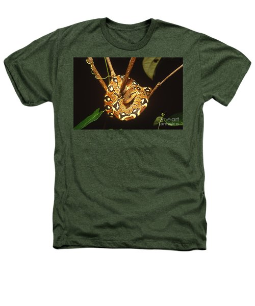 Boa Constrictor Heathers T-Shirt by Art Wolfe