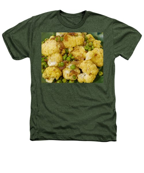 Curried Cauliflower Heathers T-Shirt by Science Source