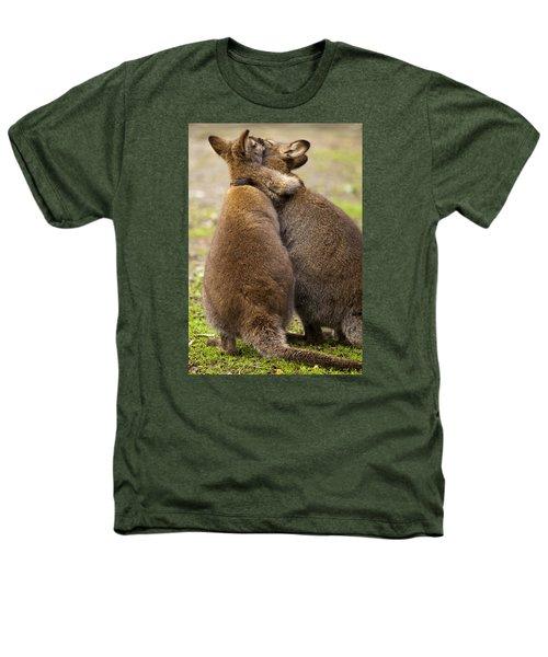 Embrace Heathers T-Shirt by Mike  Dawson