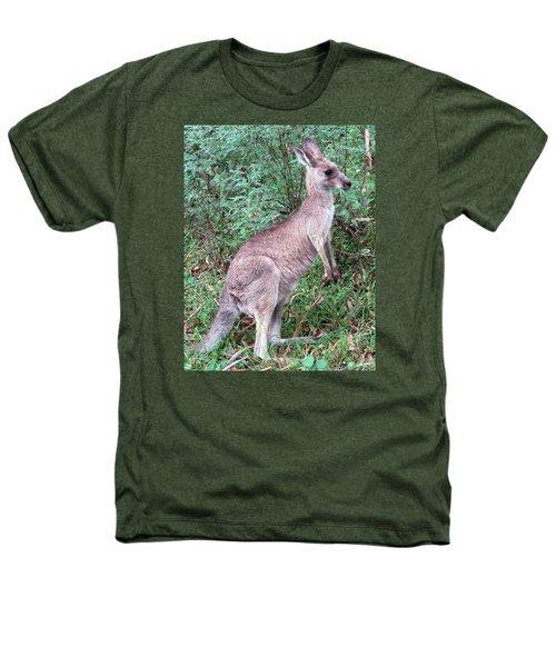 Grazing In The Grass Heathers T-Shirt by Ellen Henneke