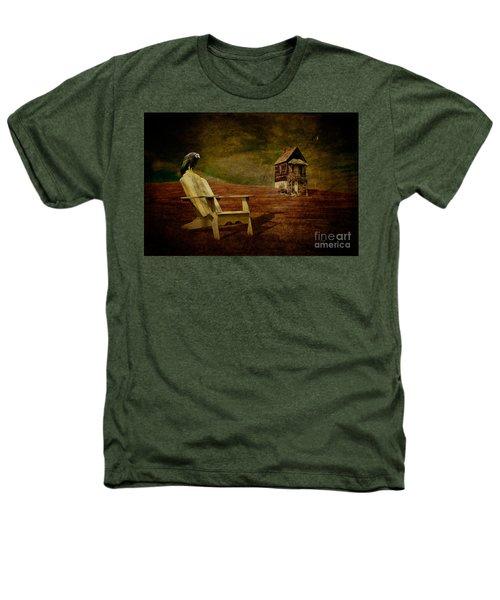 Hard Times Heathers T-Shirt by Lois Bryan