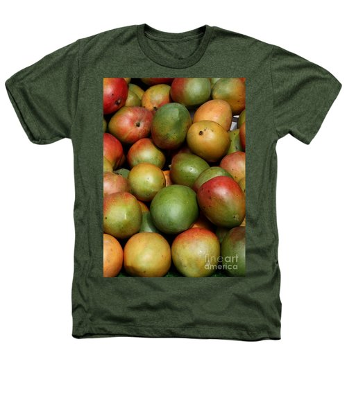 Mangoes Heathers T-Shirt by Carol Groenen