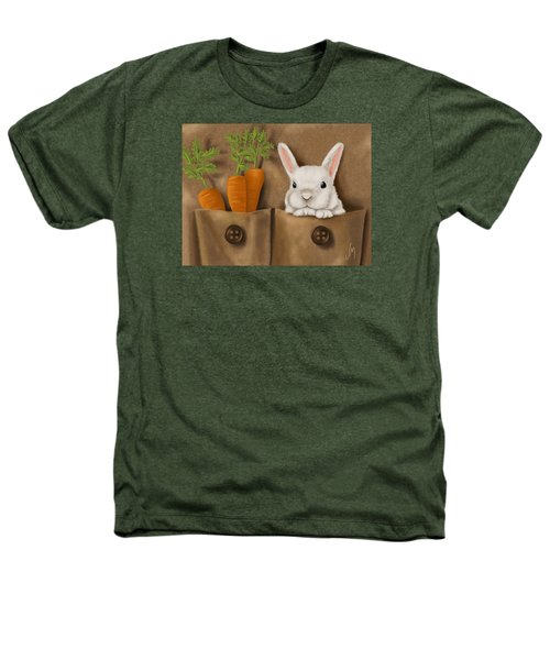 Rabbit Hole Heathers T-Shirt by Veronica Minozzi