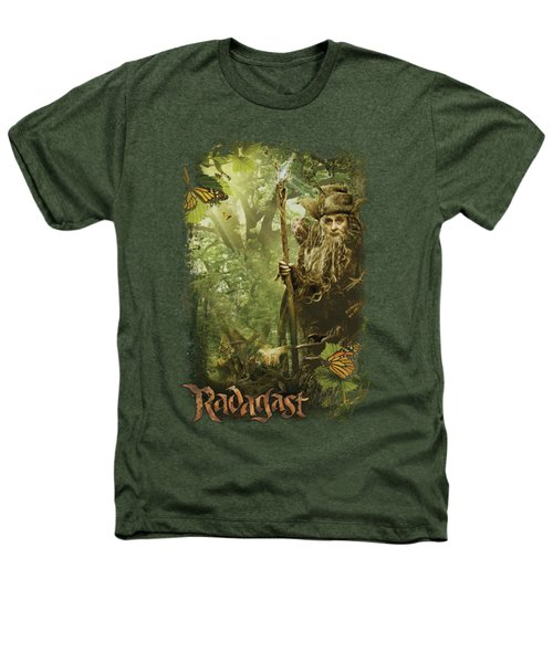 The Hobbit - In The Woods Heathers T-Shirt by Brand A