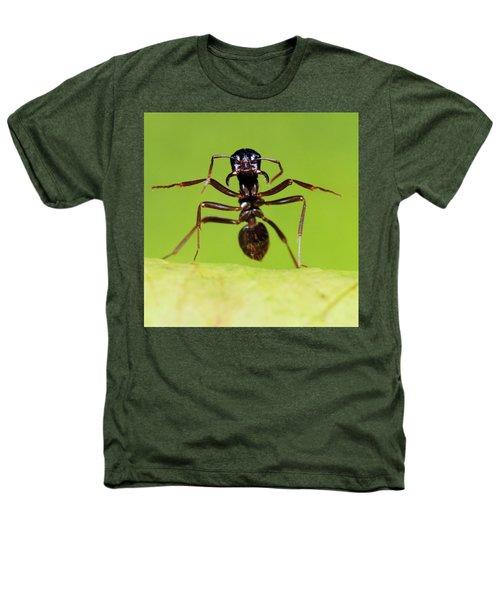 Japanese Slave-making Ant Polyergus Heathers T-Shirt by Satoshi Kuribayashi