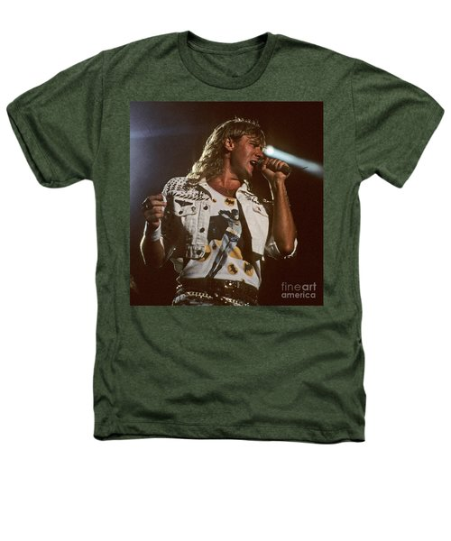Joe Elliot Heathers T-Shirt by David Plastik