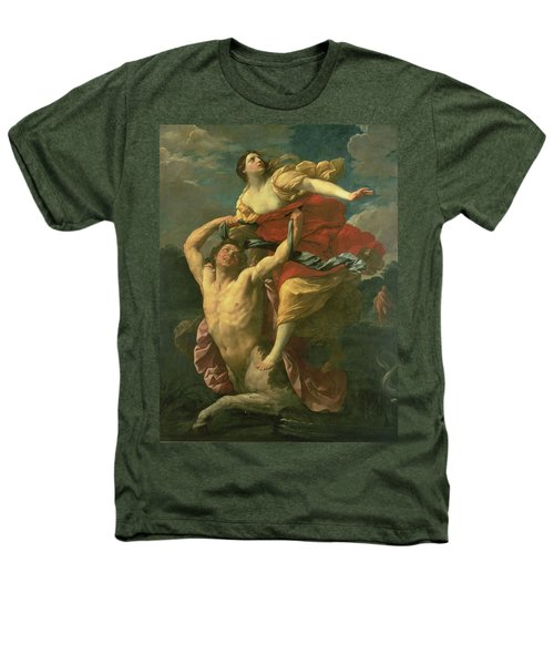 The Abduction Of Deianeira Heathers T-Shirt by  Centaur Nessus