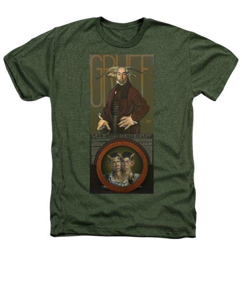 Willie Von Goethegrupf Heathers T-Shirt by Patrick Anthony Pierson