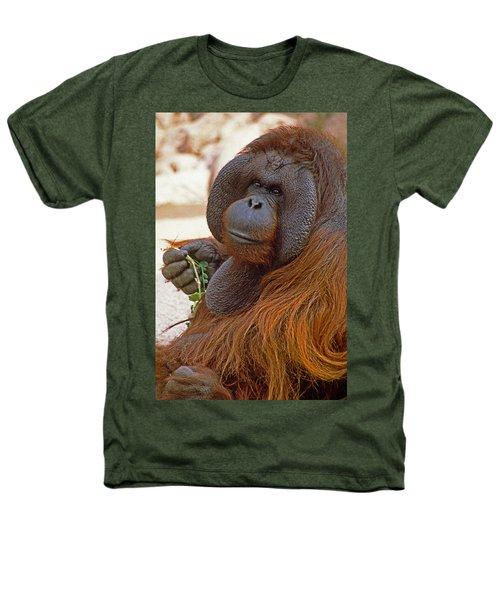 Big Daddy Heathers T-Shirt by Michele Burgess