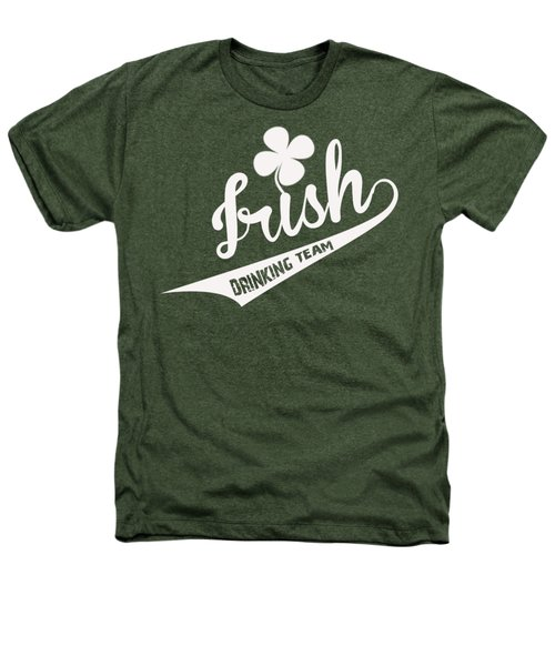 St. Patrick's Day Heathers T-Shirt by ES Design