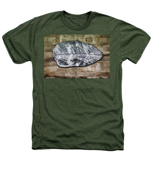 Westminster Military Memorial Heathers T-Shirt by Stephen Stookey