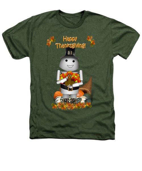 Robo-x9 The Pilgrim Heathers T-Shirt by Gravityx9  Designs