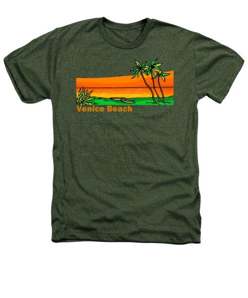 Venice Beach Heathers T-Shirt by Brian Edward