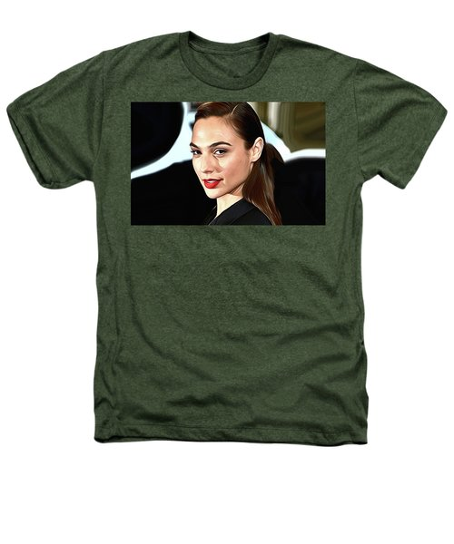 Gal Gadot Print Heathers T-Shirt by Best Actors