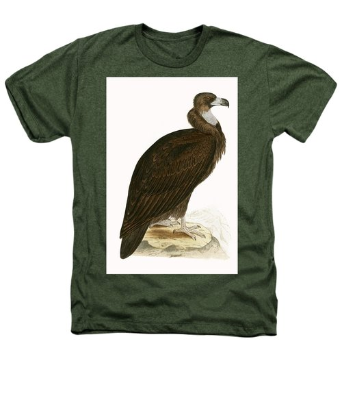 Cinereous Vulture Heathers T-Shirt by English School