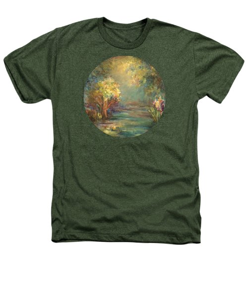 Daydream Heathers T-Shirt by Mary Wolf