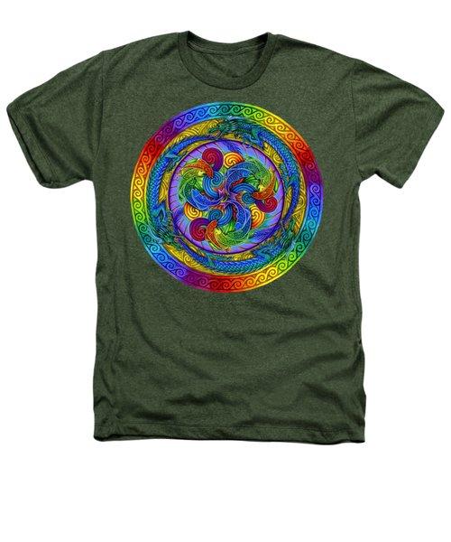 Epiphany Heathers T-Shirt by Rebecca Wang