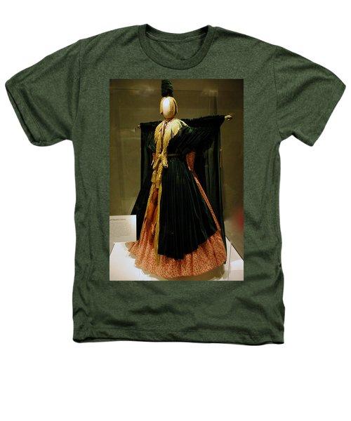 Gone With The Wind - Carol Burnett Heathers T-Shirt by LeeAnn McLaneGoetz McLaneGoetzStudioLLCcom