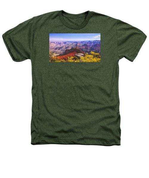 Grand Arizona Heathers T-Shirt by Chad Dutson