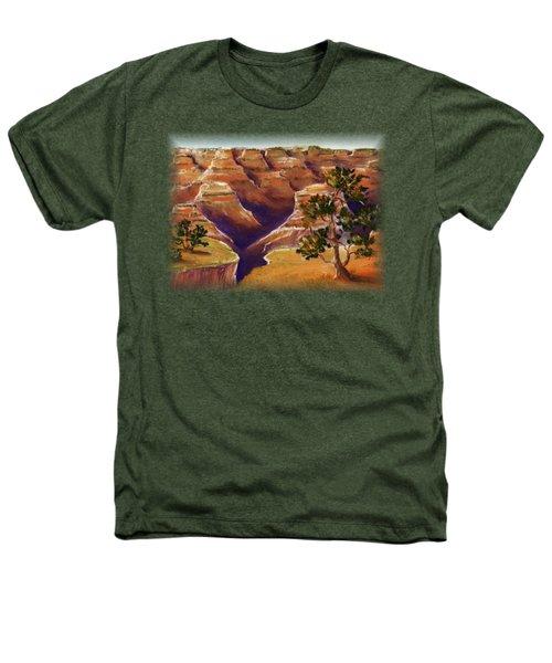 Grand Canyon Heathers T-Shirt by Anastasiya Malakhova