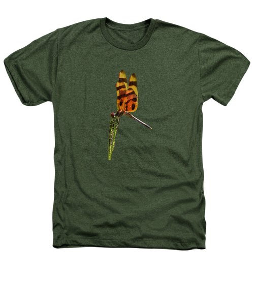 Halloween Pennant Dragonfly .png Heathers T-Shirt by Al Powell Photography USA