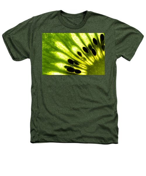 Kiwi Heathers T-Shirt by Gert Lavsen
