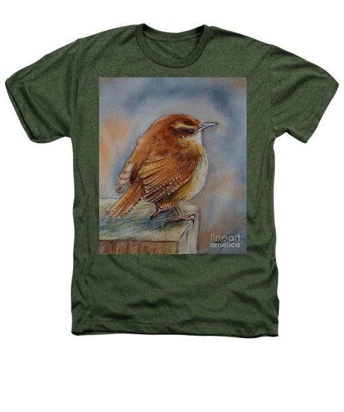 Little Friend Heathers T-Shirt by Patricia Pushaw