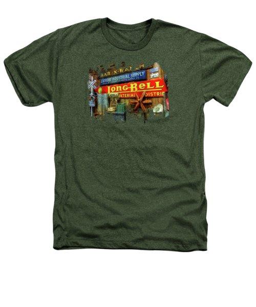 Long Bell  Heathers T-Shirt by Thom Zehrfeld