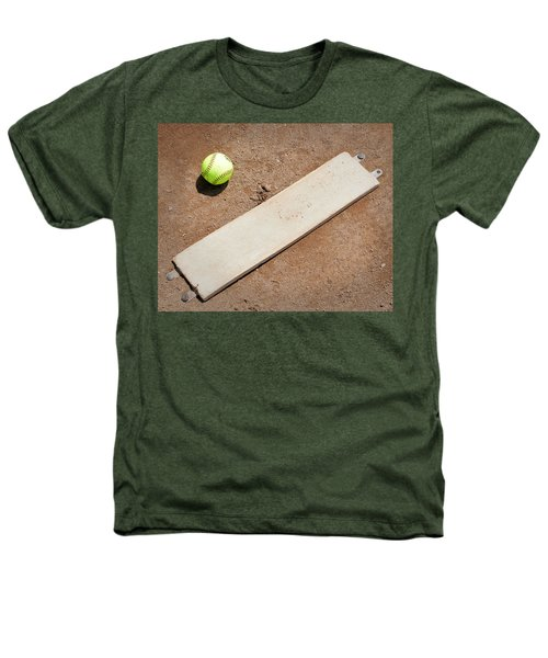 Pitchers Mound Heathers T-Shirt by Kelley King