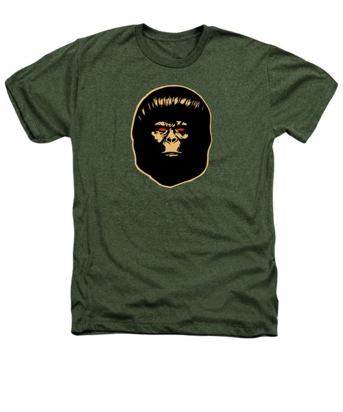 The Ape Heathers T-Shirt by Jurgen Rivera