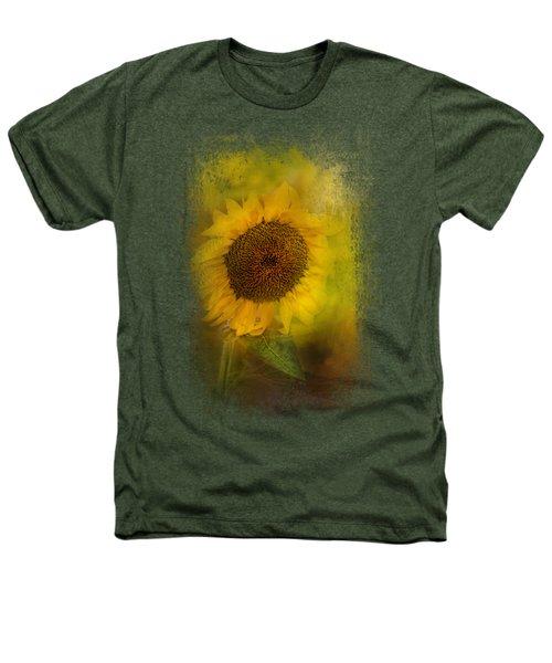 The Happiest Flower Heathers T-Shirt by Jai Johnson