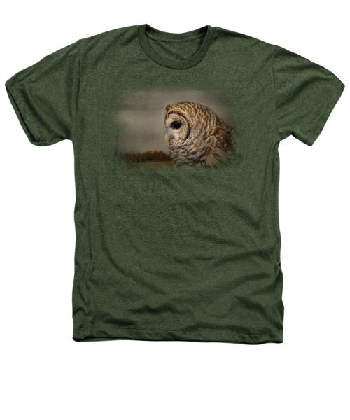 The Surveyor Heathers T-Shirt by Jai Johnson