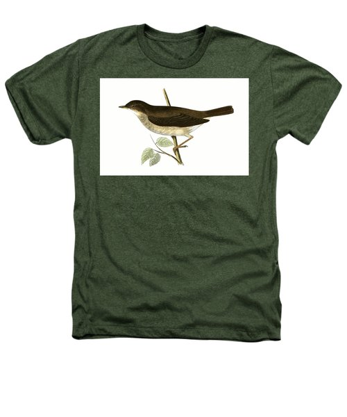 Thrush Nightingale Heathers T-Shirt by English School