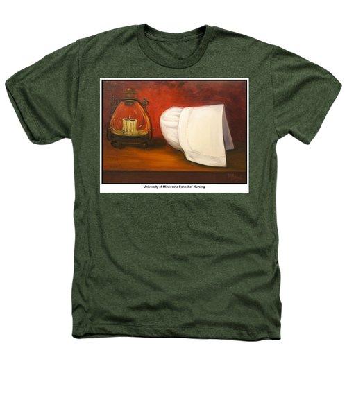 University Of Minnesota School Of Nursing Heathers T-Shirt by Marlyn Boyd