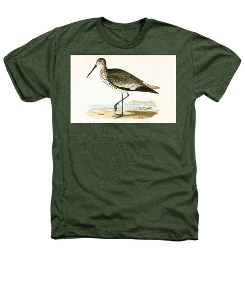 Willet Heathers T-Shirt by English School