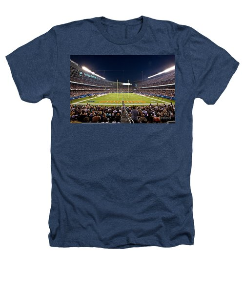 0588 Soldier Field Chicago Heathers T-Shirt by Steve Sturgill
