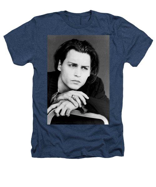 Johnny Depp Heathers T-Shirt by Karon Melillo DeVega