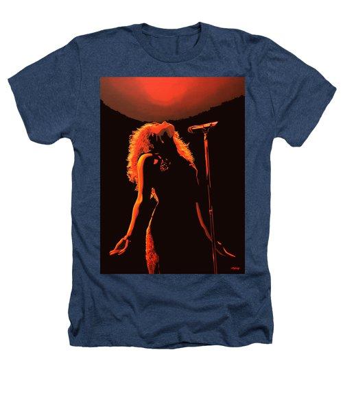 Shakira Heathers T-Shirt by Paul Meijering