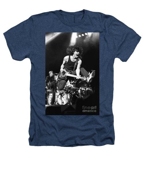 Van Halen - Eddie Van Halen Heathers T-Shirt by Concert Photos