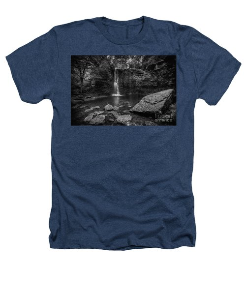 Hayden Falls Heathers T-Shirt by James Dean