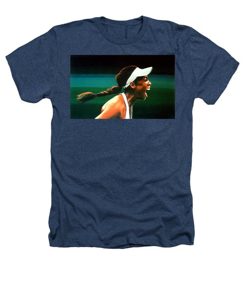 Venus Williams Heathers T-Shirt by Paul Meijering