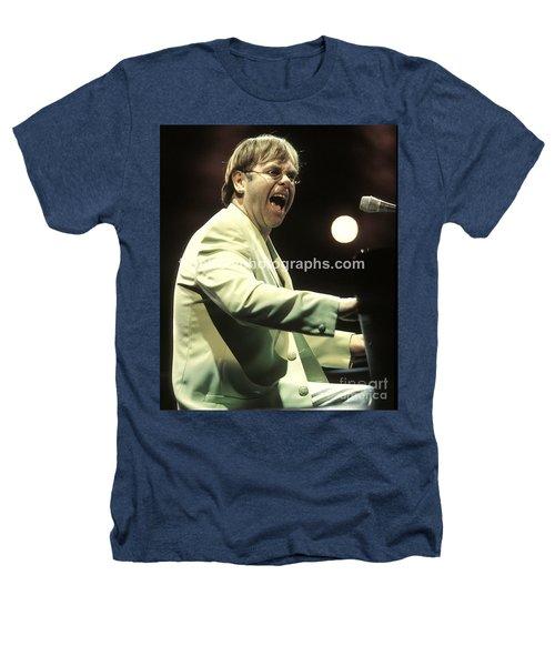 Elton John Heathers T-Shirt by Concert Photos