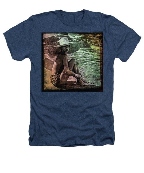 Rihanna Heathers T-Shirt by Svelby Art