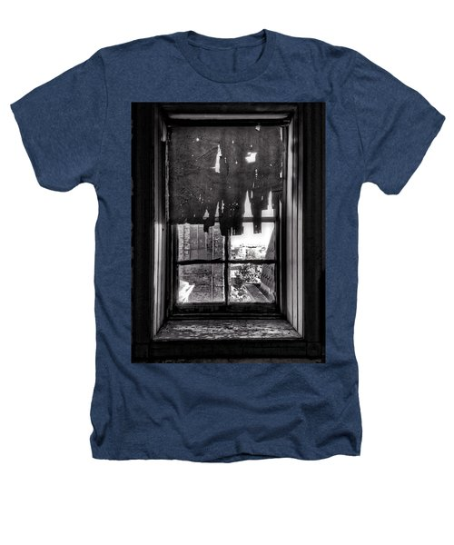 Abandoned Window Heathers T-Shirt by H James Hoff