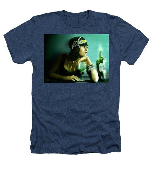 Absinthe Heathers T-Shirt by Jason Longstreet