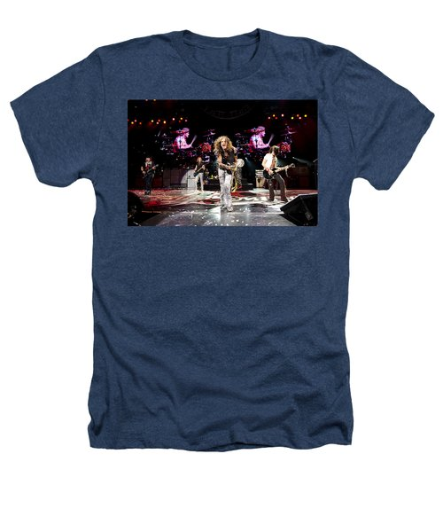 Aerosmith - Austin Texas 2012 Heathers T-Shirt by Epic Rights